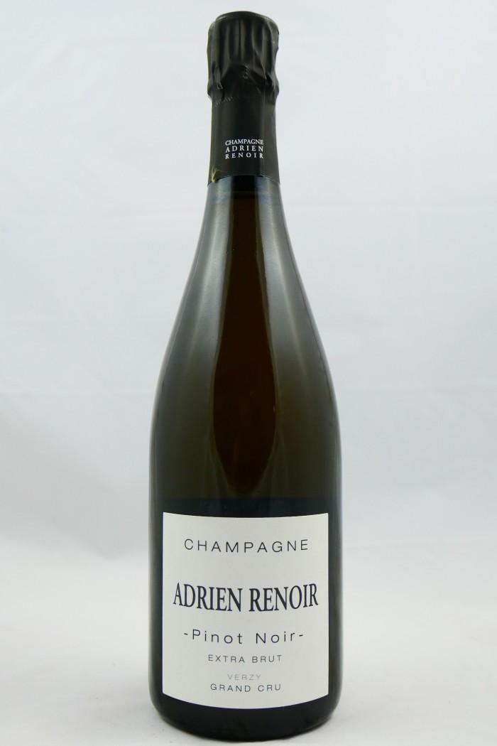 "ADRIEN RENOIR  Grand Cru Pinot Noir ""Solera"""
