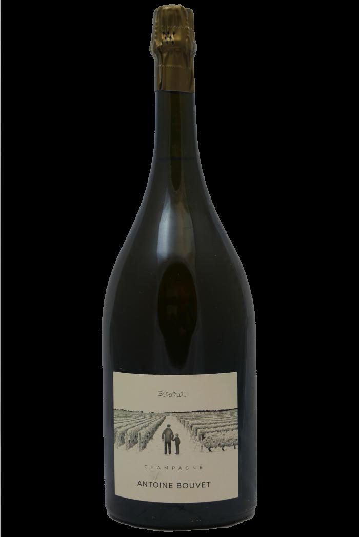 ANTOINE BOUVET Bisseuil 2017 MAGNUM Blanc de Blancs ( 150 Mg produits)