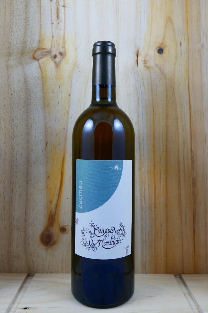 "CAUSSE MARINES Zacmau ""Mauzac blanc""  2016"