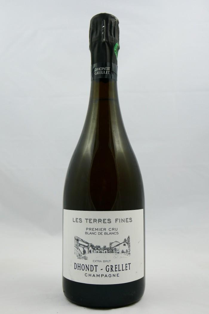 "DHONDT GRELLET Blanc de Blancs ""Terres Fines"""