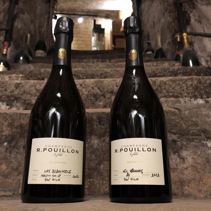 Dégustation 6 mars 2020: Verticale Champagne F.Pouillon