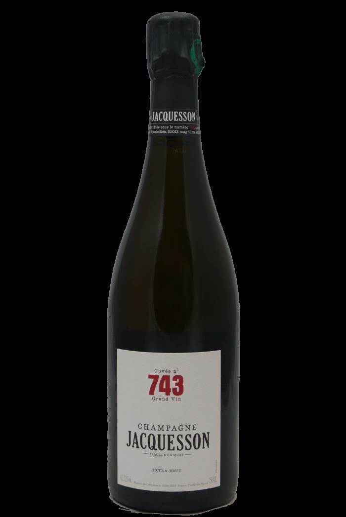 """JACQUESSON Cuvée """"743"""""""