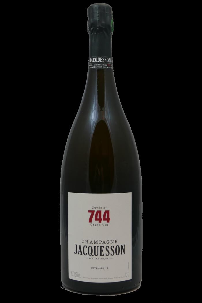 """JACQUESSON Cuvée """"744"""" Magnum"""