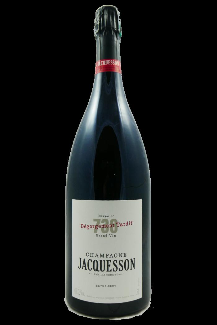 """JACQUESSON Cuvée """"739"""" DT MAGNUM"""
