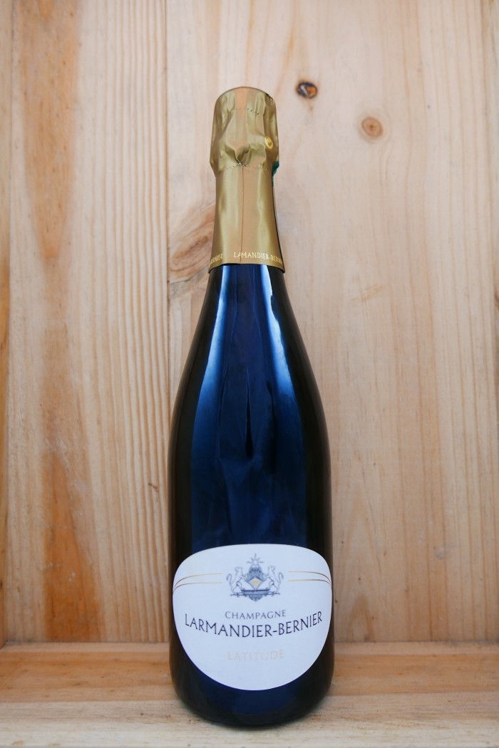 "LARMANDIER Blanc de Blancs ""Latitude"""
