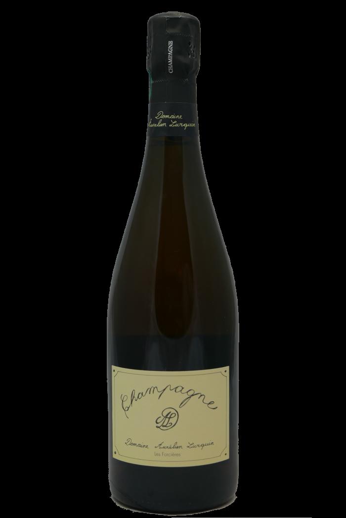 """LURQUIN AURELIEN Champagne Pinot Noir   """"Les Forcières"""" 2017"""