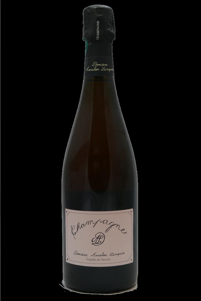 LURQUIN AURELIEN Champagne Rosé de Meunier 2018