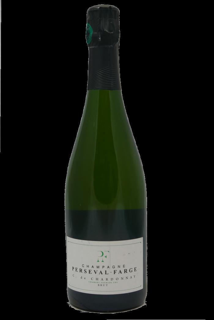 "PERSEVAL FARGE Cuvée 1er Cru ""C de Chardonnay"