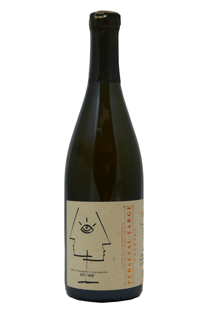 PERSEVAL FARGE Coteau blanc (Arbanne,Chardo, Petit Meslier et Pinot Gris)