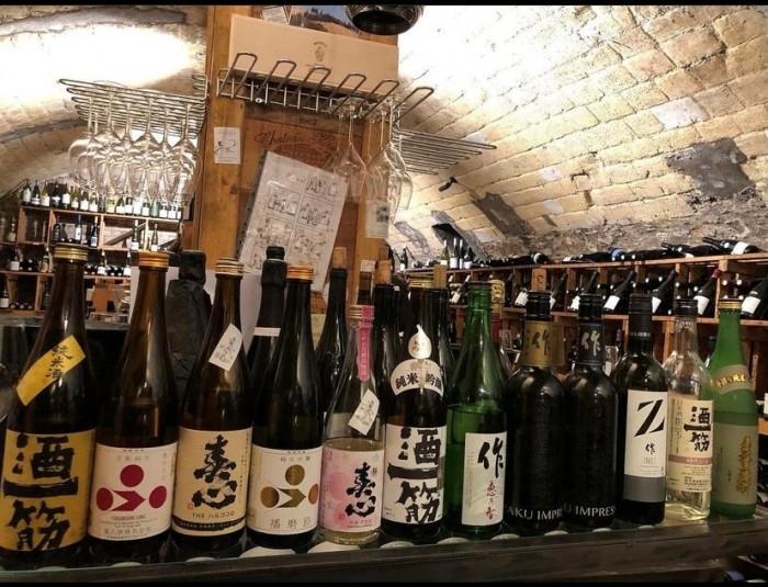 Dégustation  conférence saké Japonais et accords 12 novembre 2021
