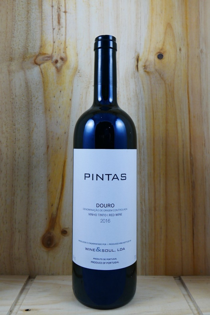WINE AND SOUL Pintas Douro rouge 2016